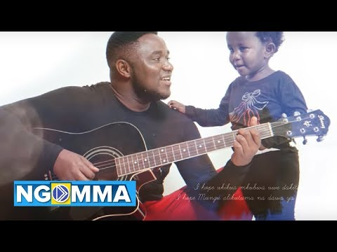 Pitson - Welcome To The World (Lyric Video)  Skiza Send 9045606 To 811