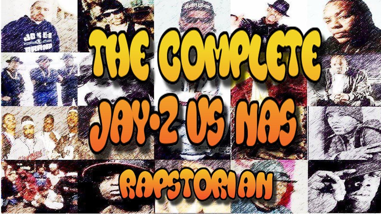 Jay z vs nas the complete battle youtube jay z vs nas the complete battle malvernweather Image collections