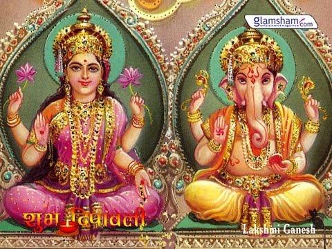 Ganesh ji Aarti for Diwali