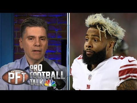 Odell Beckham Jr. traded to Cleveland Browns in blockbuster trade   Pro Football Talk   NBC Sports