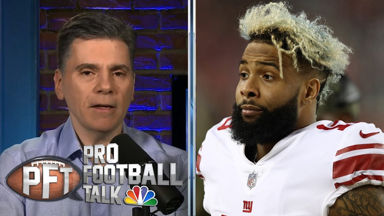 Odell Beckham Jr. traded to Cleveland Browns in blockbuster trade | Pro Football Talk | NBC Sports