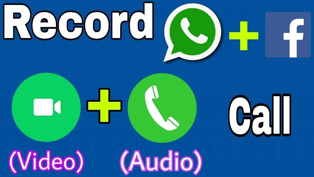 How To Record Whats App Calls | Whats App Voice Call ...