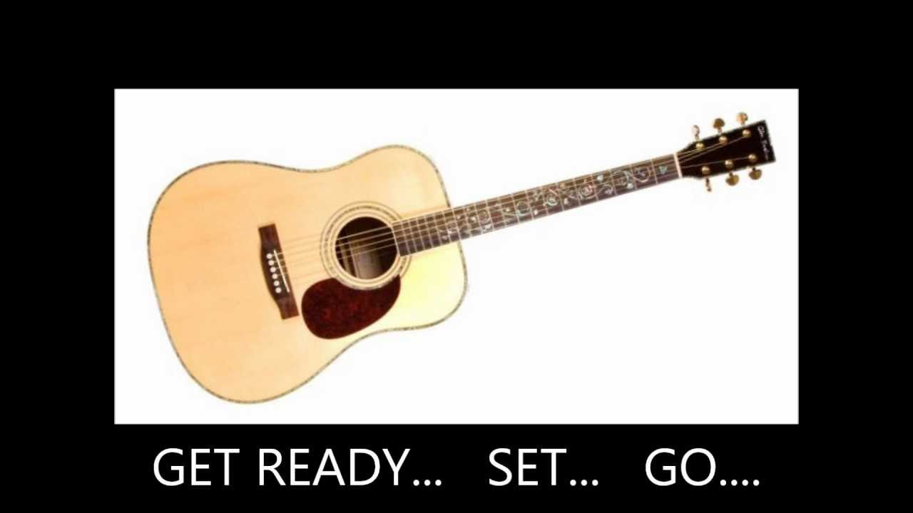 guitar tuning instructions with sound listen to video and tune your guitar youtube. Black Bedroom Furniture Sets. Home Design Ideas