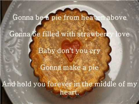 Baby Don't You Cry(The Pie Song) By Quincy Coleman with Lyrics