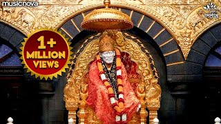 Om Sai Namo Namah - Sai Mantra | Sai Baba Songs | Om Sai Ram | Om Sai Namo Namah Shri Sai Namo Namah