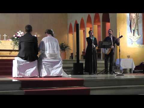Cut the Chords singt Nothing else matters (Hochzeit)