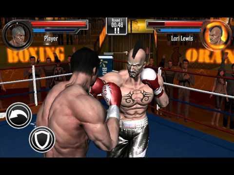 Царь Бокса прокачка игрока и первые бои