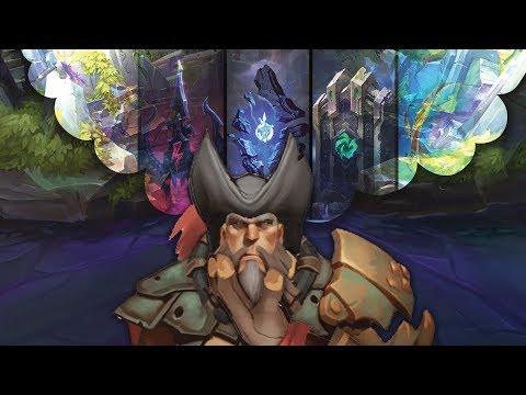 Tobias Fate - New Runes New GP?