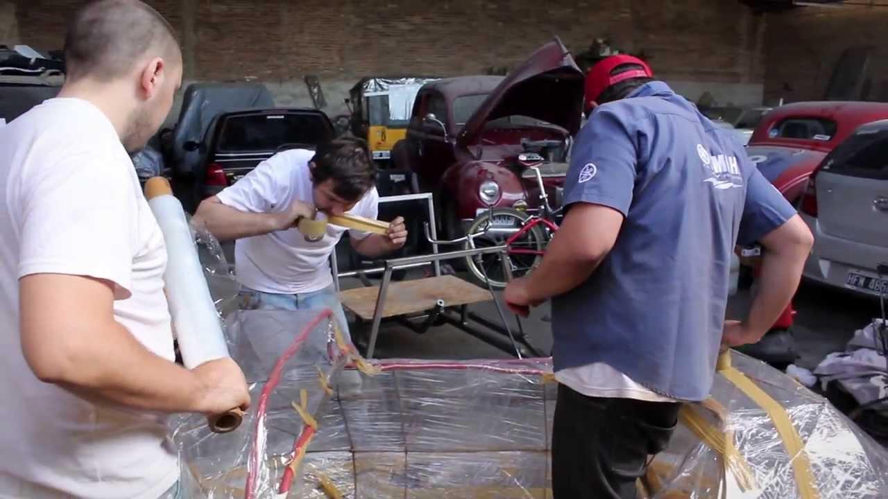 Download El Rocomovil de Luján - Red Bull Soapbox Race Argentina 2013 - Construcción y prueba