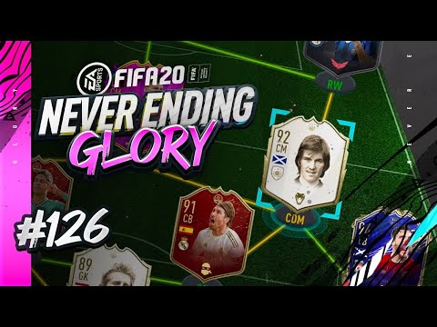 WE HEBBEN SIR KENNY DALGLISH!! | FIFA 20 NEVER ENDING GLORY #126