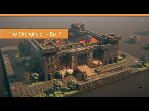 "Talespire - ""The Stronghold"" - Ep. 7 