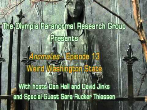 Weird Washington State - UFOs, Sasquatch and the Paranormal