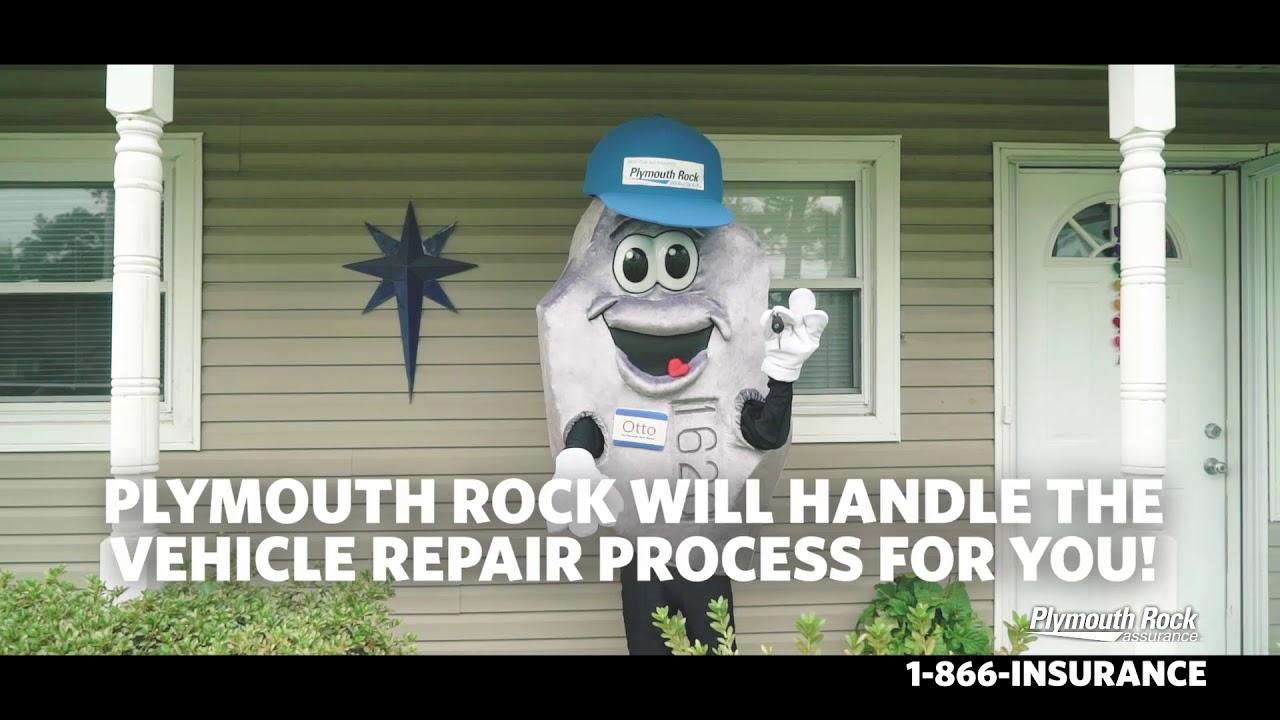 Door To Door Valet With Plymouth Rock Assurance Youtube