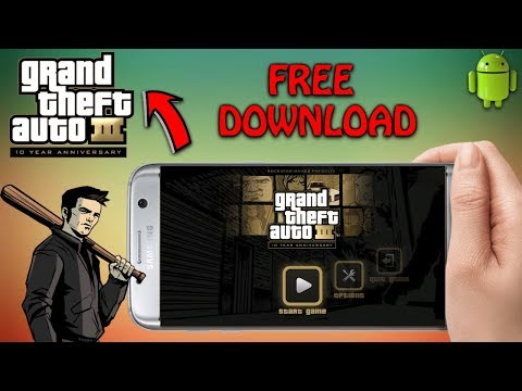 How To Download And Install GTA 3 Liberty On Android Device Free