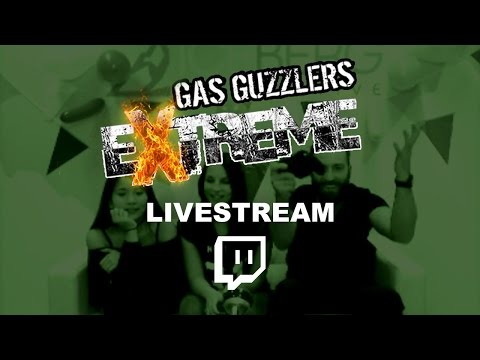 LIVESTREAM - Gas Guzzlers Extreme: Xbox One Launch Party
