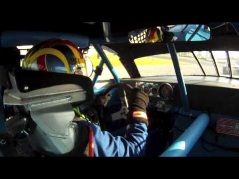 Driver Cam, Jake Piel In-Car Sportsman Heat, Lebanon I-44 Speedway 8/8/15