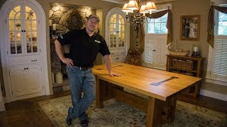 Custom made Cherry dining table (part 1) - Introduction