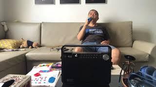Loa Boxt Q7- Test karaoke