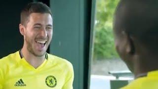 Игроки «Арсенала» и «Челси» сыграли в «Крокодила»