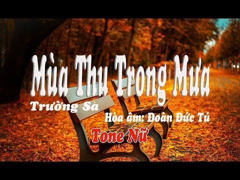 Mùa Thu Trong Mưa Chi iu +Ngọc Hương