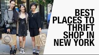 Best Thrift and Vintage Stores in New York | Chictopia x Barbro Andersen x Art In Our Blood
