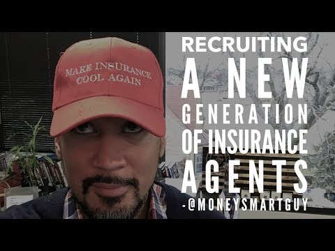 Recruiting a New Generation of Insurance Agents, Ryan Hanley | @MoneySmartGuy Matt Sapaula