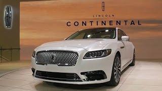 Lincoln Continental Revitalizes Brand | Consumer Reports