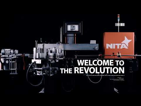 The Nita 4.0 First Of Its Kind Sentient Labeling Machine