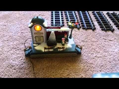 Holiday Express 387 Train Set
