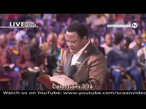 Tb joshua deliverance youtube 2019