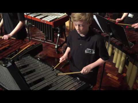 HYM Orchestral Percussion Ensemble 2017