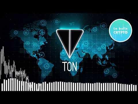 ICO - Telegram Open Network (TON) en 5min