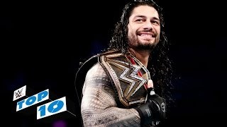 Top 10 Smackdown Moments: Wwe Top 10, December 17, 2015