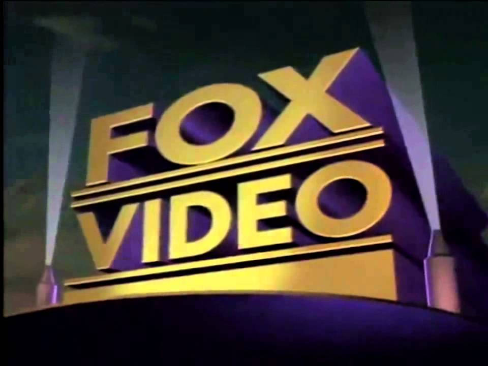 fox video logo 1993 with short fanfare youtube