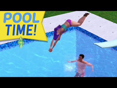 POOL TIME & THAT MOM - Sims 3 Ever After Ep. 38