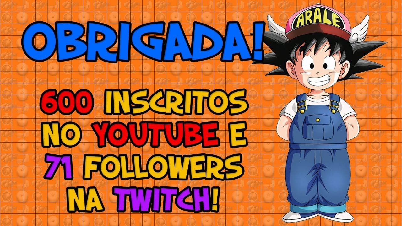 ⛄ Agradecimentos (600 inscritos aqui e 71 Followes na Twitch!) e Novidades! - DBOBrasil MMORPG
