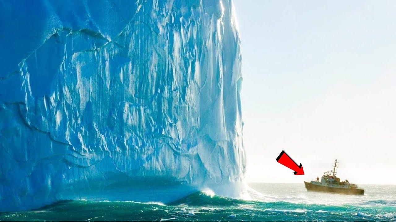 ความแตกต่างระหว่างขั้วโลกเหนือ VS ขั้วโลกใต้