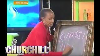 English teacher VS Mwalimu wa Kiswahili
