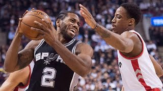 With Kawhi Leonard, How Much Better Are The Toronto Raptors in 2018?