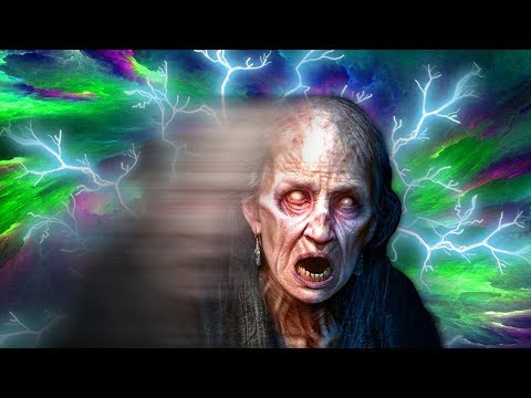 Crazy Strong Teleporting Witches (Call of Duty Zombies)