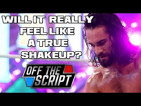 SUPERSTAR SHAKEUP RANT! The Roman Reigns AGENDA After Wrestlemania 34 | Off The Script 217 Part 3
