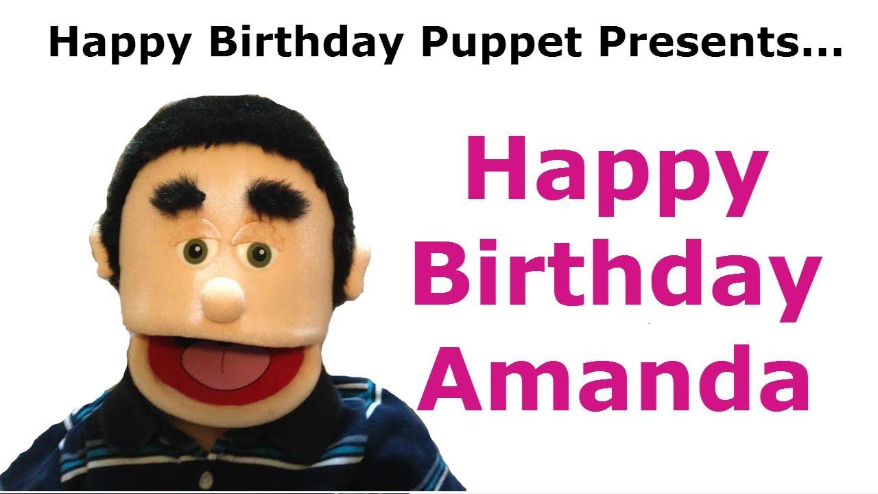 maxresdefault funny happy birthday amanda birthday song youtube,Happy Birthday Amanda Meme