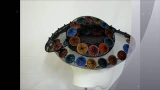 """""""Encapsulated"""" MIMC 2020 Competition by Sandy Aslett Milliner"""