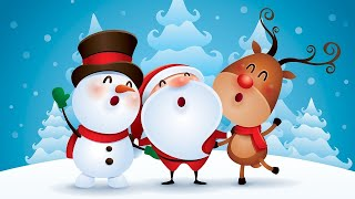 聖誕歌英文 兒童英文歌 活潑背景音樂合輯 ⛄ 美樂蒂聖誕頌歌 兒童音樂 聖誕節的歌 🎅 耶誕 歌曲 兒童歌謠 英文兒歌 🎁 聖誕快樂