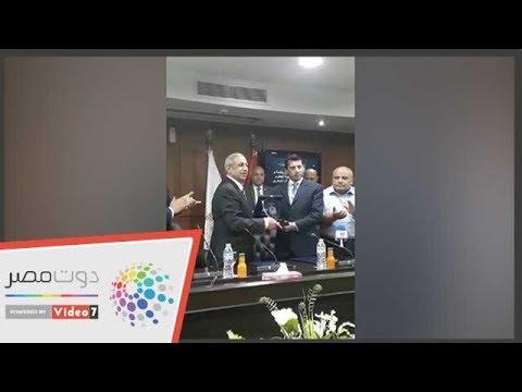 بروتوكول تعاون بين -الرياضة- والأكاديمية العربية للعلوم  - 13:54-2018 / 11 / 8