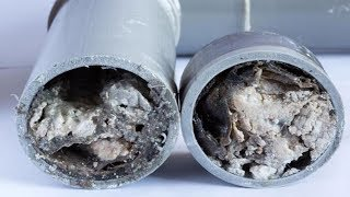 видео Как устранить засор в трубе: чем прочистить