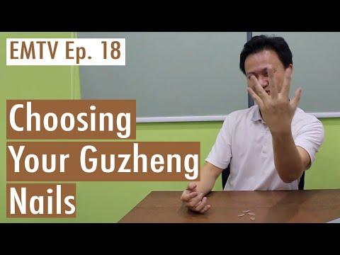 EMTV Episode 18: Choosing your Guzheng nails