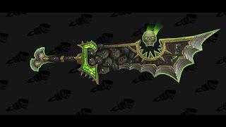 How to get: Corrupted Ashbringer Legion Hidden Artifact Skin