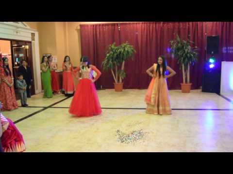 London Thumakda performance