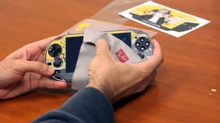 Persona 4: Golden Applying The Ps Vita Skin Trailer